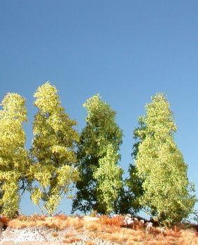 Silhouette Filigree bushes - Spring - N-Z (1:160-220) - (100-11)