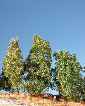 Silhouette Filigree bushes - Summer - N-Z (1:160-220) - (100-12)