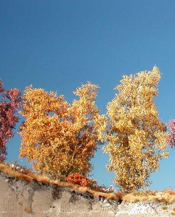 Silhouette Filigree bushes - Late fall - N-Z (1:160-220) - (100-14)