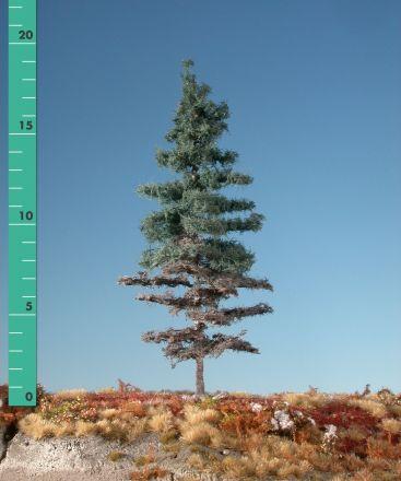 Silhouette Weathered Nordic fir - Summer - 0 (< ca. 8cm) - N-Z (1:160-220) - (176-06)
