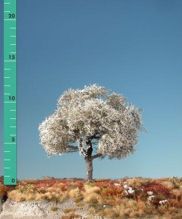 Silhouette Cherry tree - Spring - 1 (ca. 10-13cm) - H0 (1:87) - (227-11)