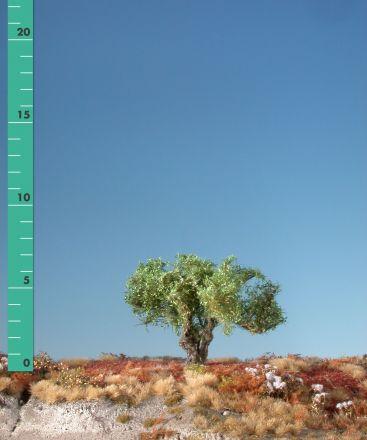 Silhouette Willow stump - Summer - 0 (< ca. 8cm) - H0 (1:87) - (241-02)