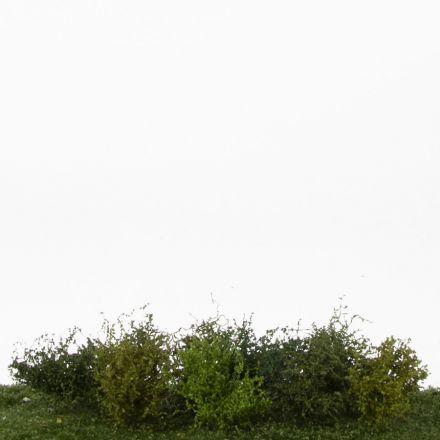 Silhouette Shrubs assortment, Profiline - Spring -  ca. 3cm - H0 (1:87) - (252-02)
