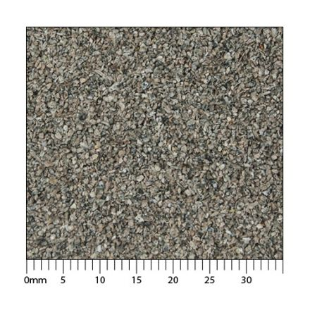 Minitec Ballast - Phonolith H0 (1:87) - Grain size scale according to class I - 5.000 ml - H0 (1:87) - (51-0061-04)