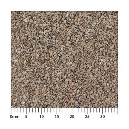 Minitec Ballast - Rostbraun H0 (1:87) - Grain size scale according to class I - 5.000 ml - H0 (1:87) - (51-1061-04)