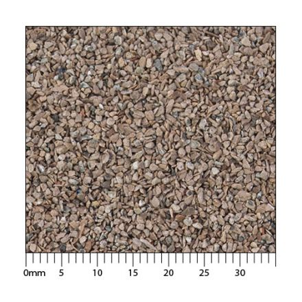 Minitec Standard-Ballast - Rostbraun H0 (1:87) - Increased grain size according to AGN* - 5.000 ml - H0 (1:87) - (51-1361-04)