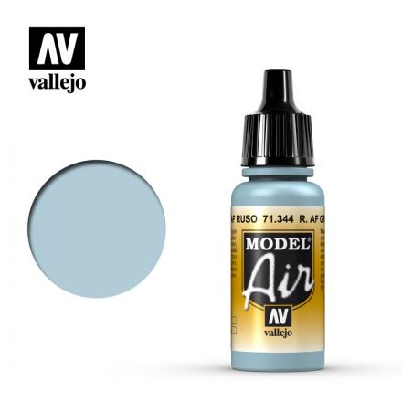 Vallejo Model Air - Rus. AF Grey Protec. Coat - 17 ml - (71.344)