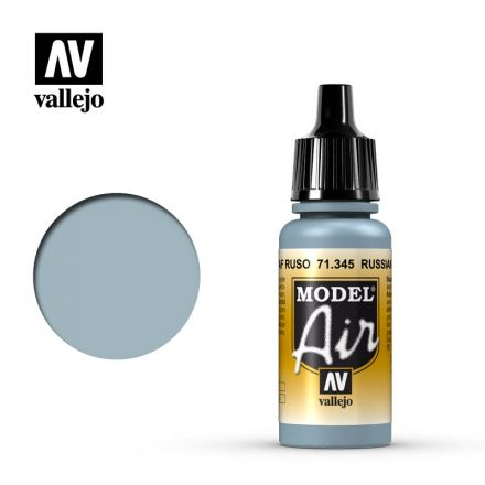 Vallejo Model Air - Russian AF Grey N.8 - 17 ml - (71.345)