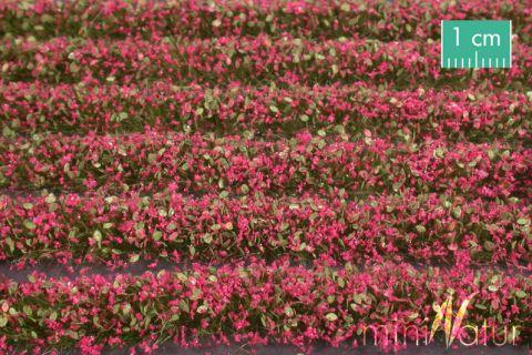 miniNatur Blossem strips - Magenta - ca. 336cm - H0 (1:87) - (731-26)
