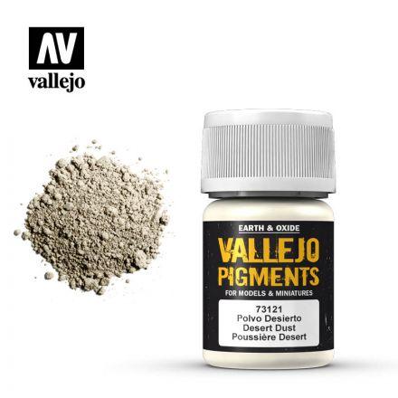 Vallejo Pigments - Wüsten Staub - 30 ml - (73.121)