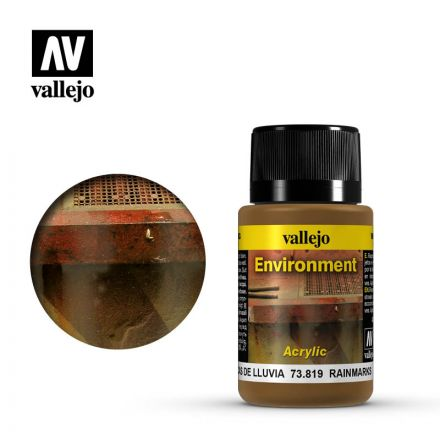 Vallejo Weathering Effects - Rainmarks - 40 ml - (73.819)