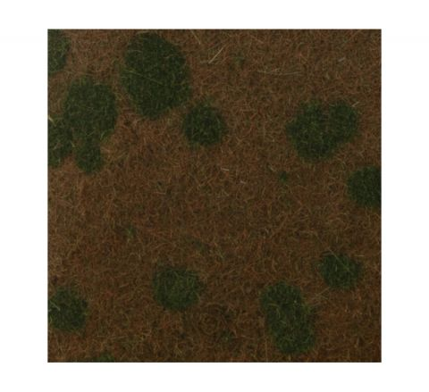 miniNatur Forest ground cover - Summer - ca. 8 x 15 cm - H0 (1:87) - (740-22MS)