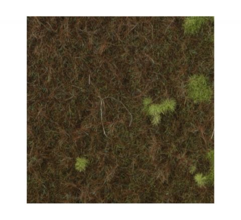 miniNatur Forest ground cover - Early fall - ca. 8 x 15 cm - H0 (1:87) - (740-23MS)
