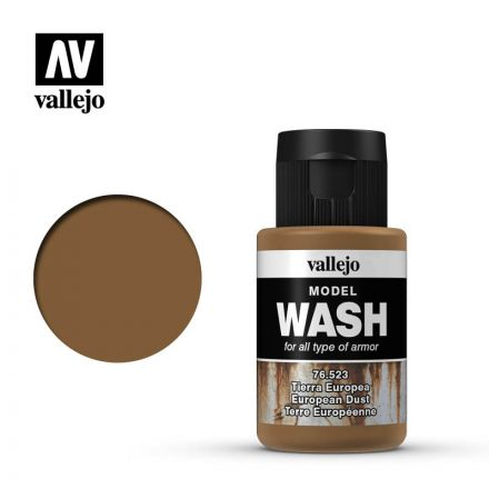 Vallejo Model Wash - European Dust - 35 ml - (76.523)