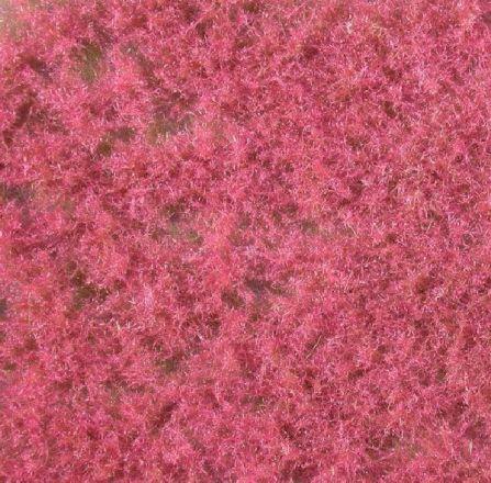 miniNatur Groundcover, pink - Spring - ca. 15x8cm - H0 (1:87) - (791-24S)