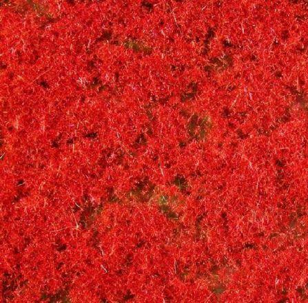 miniNatur Groundcover, red - Summer - ca. 15x8cm - H0 (1:87) - (791-27S)
