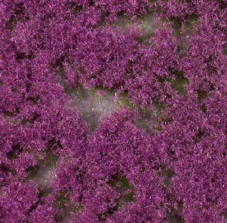 miniNatur Groundcover, violet - Summer - ca. 15x8cm - H0 (1:87) - (791-28S)