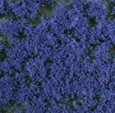 miniNatur Groundcover, blue - Summer - ca. 15x8cm - H0 (1:87) - (791-29S)