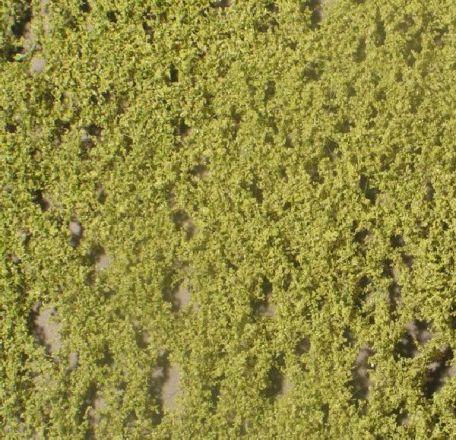 Silhouette Birch foliage - Spring - ca. 15x4cm - N-Z (1:160-220) - (910-11S)