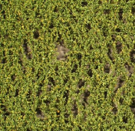 Silhouette Birch foliage - Early fall - ca. 15x4cm - N-Z (1:160-220) - (910-13S)