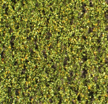Silhouette Birch foliage - Early fall - ca. 15x4cm - H0 (1:87) - (910-23S)