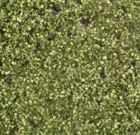 Silhouette Birch foliage - Summer - ca. 15x4cm - 0-1 (1:45+) - (910-32S)