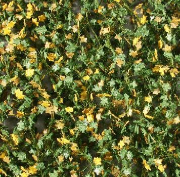 Silhouette Maple foliage - Early fall - ca. 63x50cm - H0 (1:87) - (930-23G)