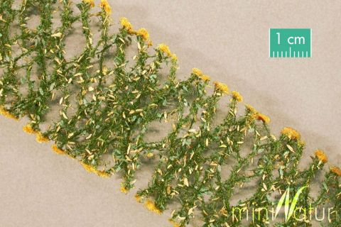 miniNatur Goldenrod - Early fall - ca. 4 x 7,5 cm - H0 (1:87) - (997-23MS)