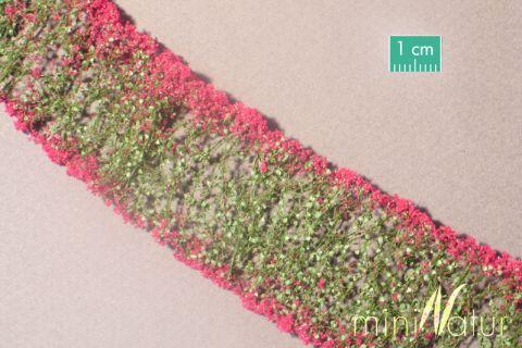 miniNatur Flowers - Magenta - ca. 4 x 7,5 cm - H0 (1:87) - (998-26MS)