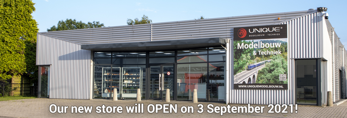 Our new store will OPEN on 3 September 2021!